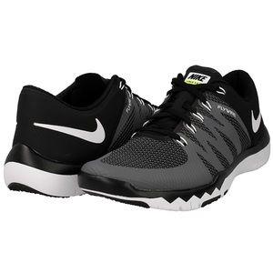 Nike Free Trainer 5.0 V6 Black/White-Dark Grey
